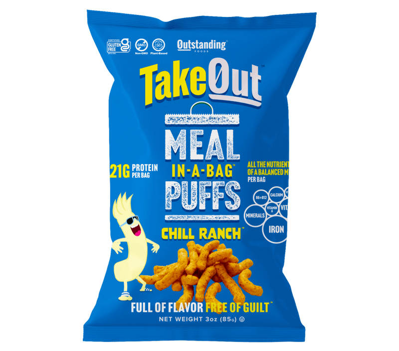 TakeOut Puffs: Chill Ranch