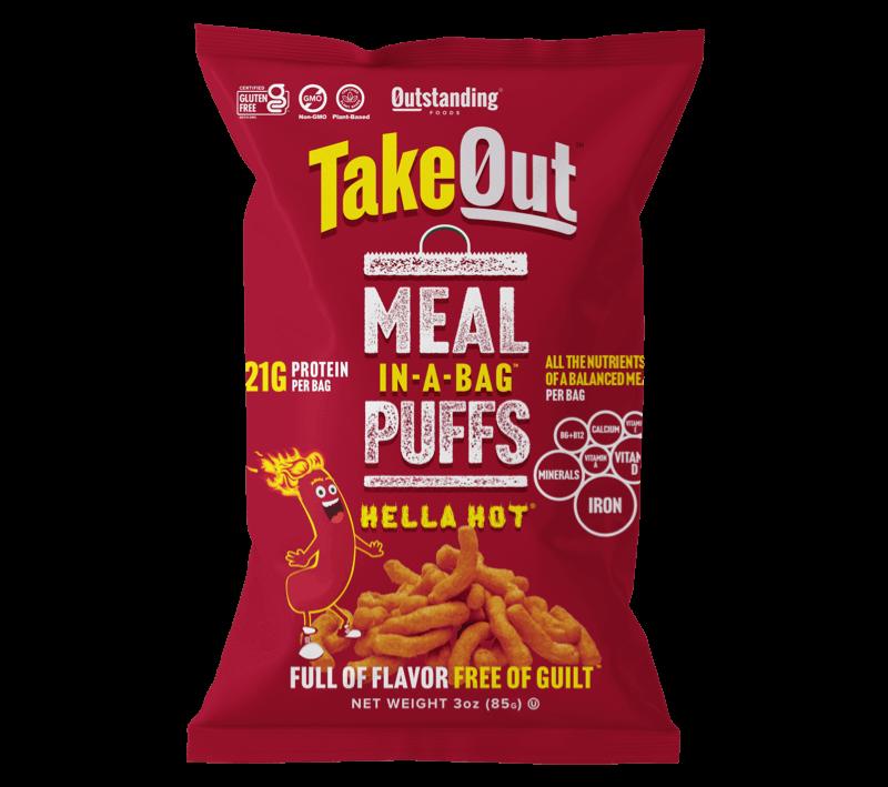 TakeOut Puffs: Hella Hot