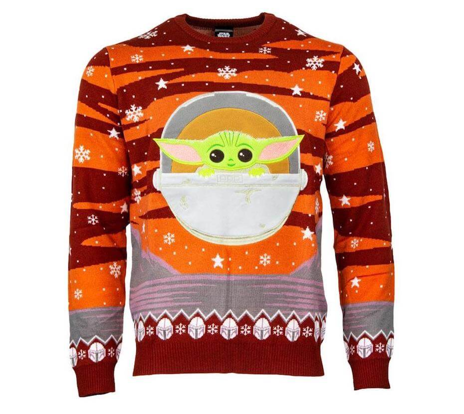 The Child Ugly Christmas Sweater