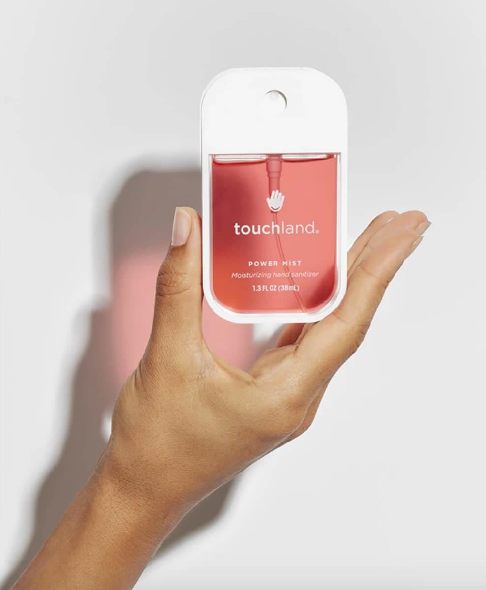 touchland watermelon hand sanitizer