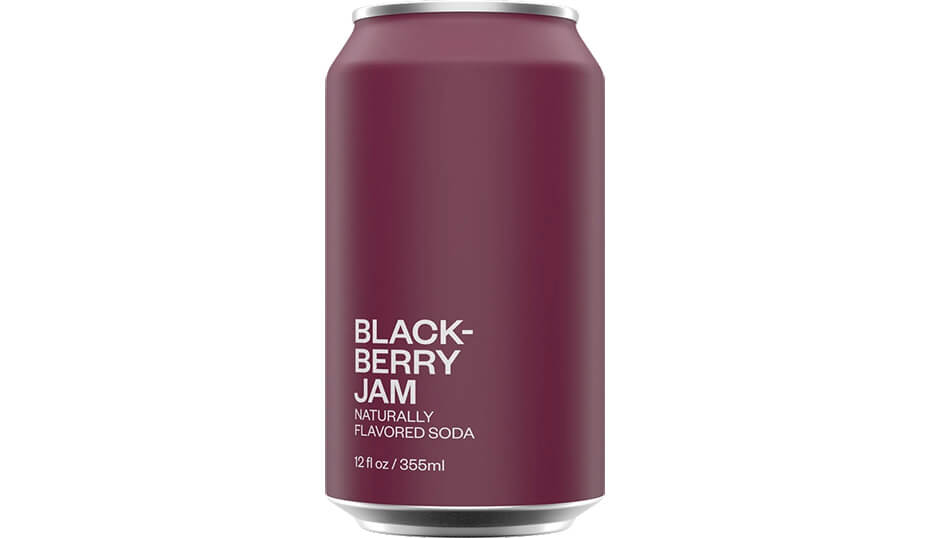 United Sodas of America Blackberry Jam