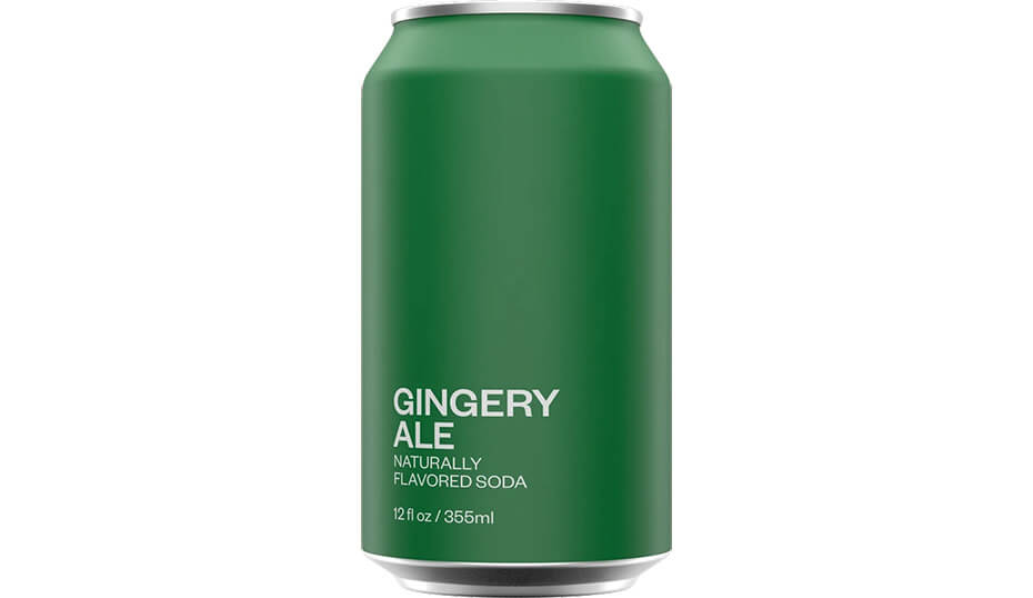 United Sodas of America Gingery Ale