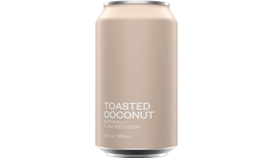 United Sodas of America Toasted Coconut