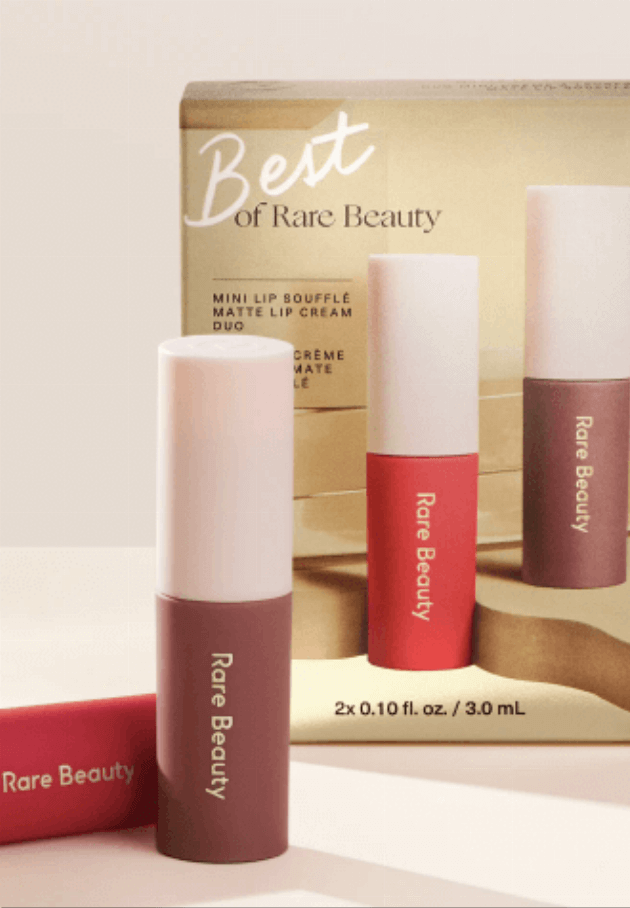 rare beauty lipsticks