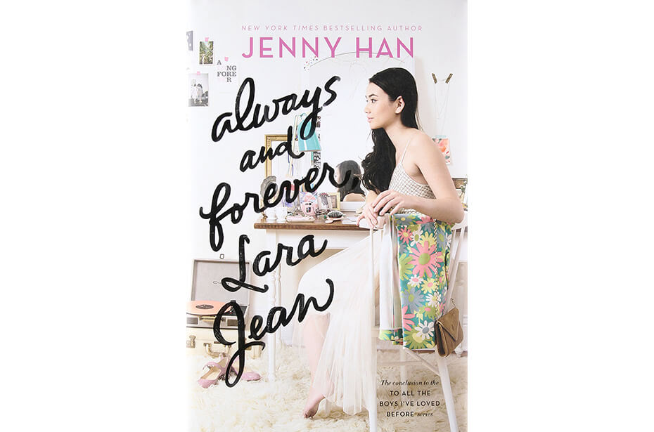 Always and Forever, Lara Jean Book Cover