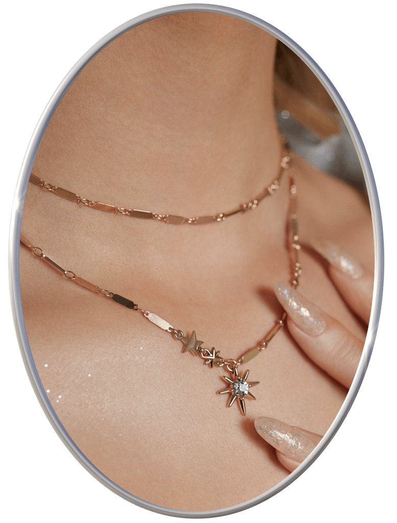 Andalways Stardust necklace