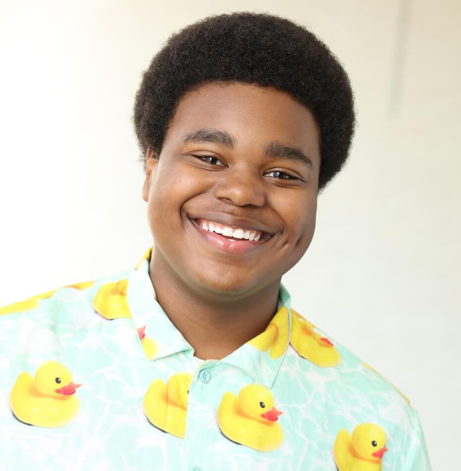 Chris Evan Photography: Lance Alexander in rubber ducky shirt