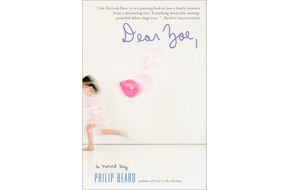 Dear Zoe Book Cover