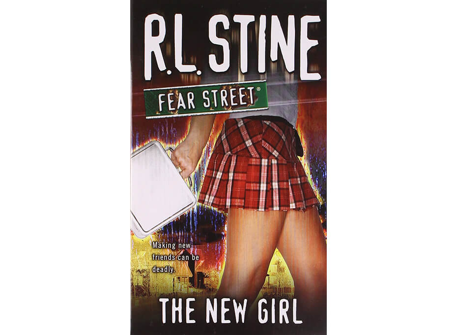 R.L. Stine Fear Street Book Cover