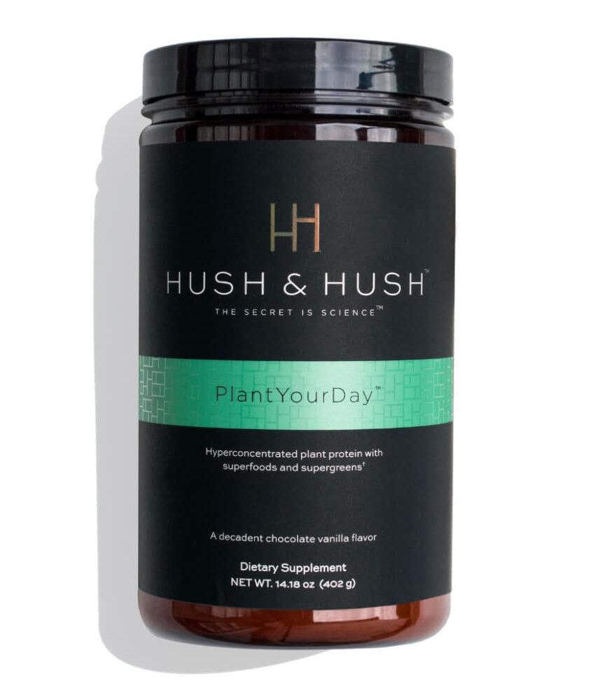 hush and hush protein powder