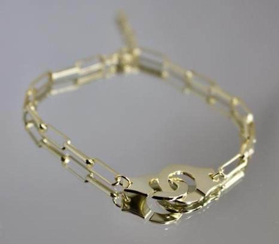 Lovely Luna Jewels: Cuffed Braclet