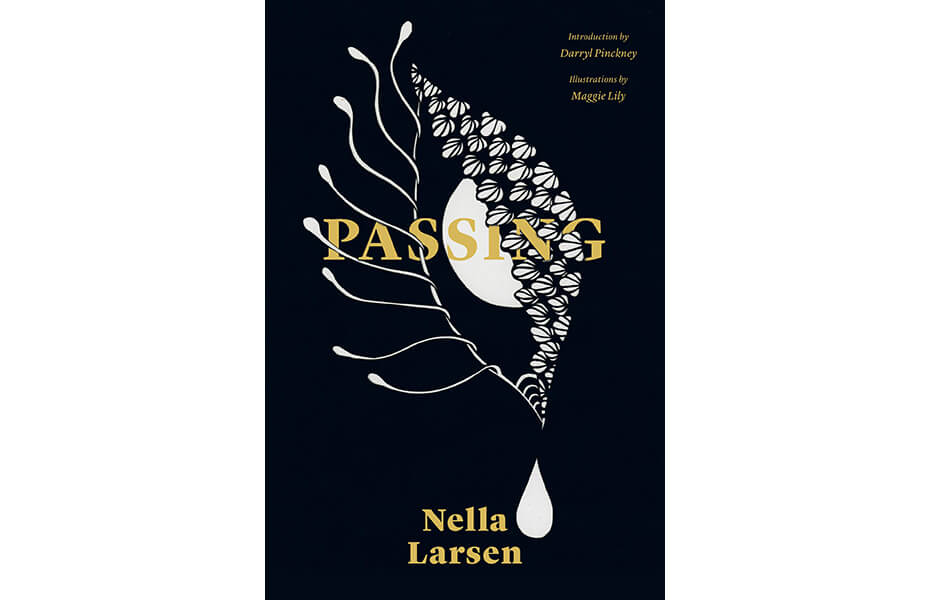 Passing Book Cover
