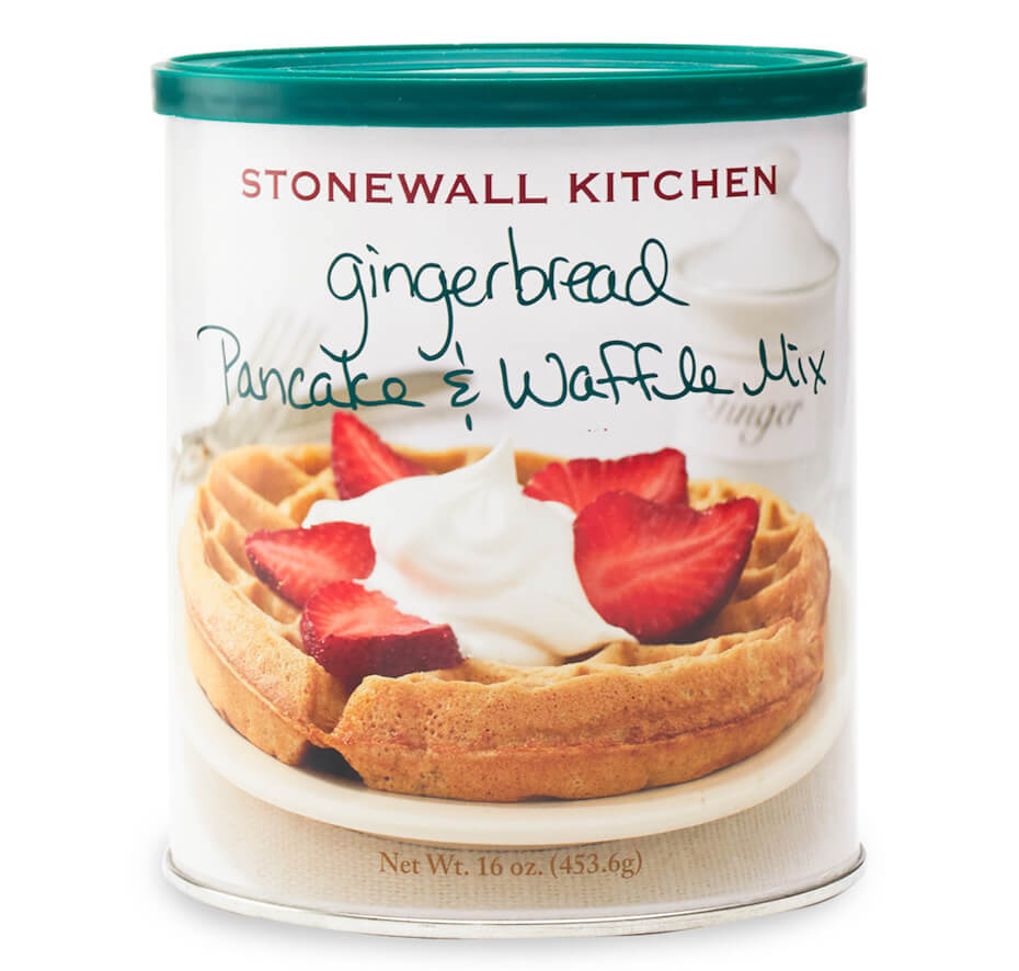 Stonewall Kitchen: Gingerbread pancake mix