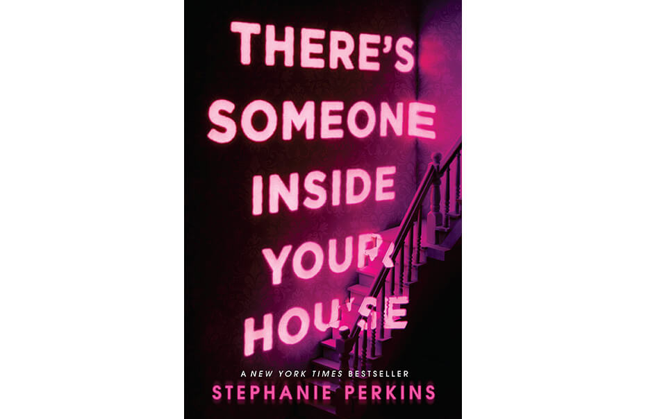 There's Something Inside Your House Book Cover