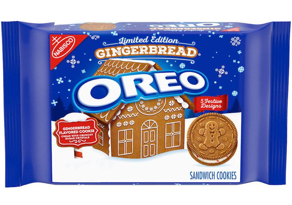 Walmart: Gingerbread oreos