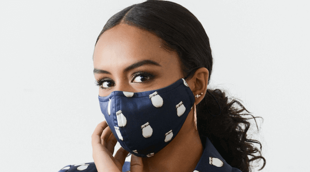 B.Yellowtail: face mask