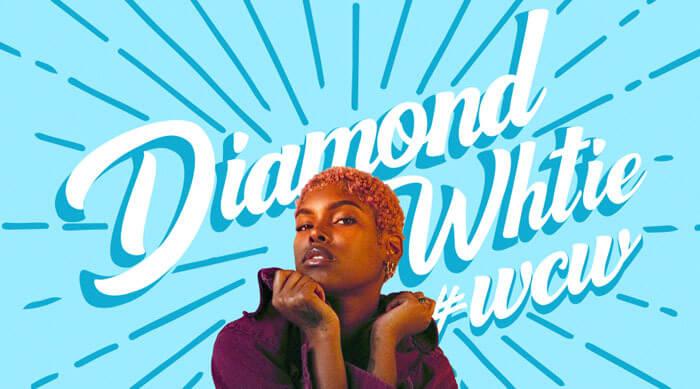 Diamond White Woman Crush Wednesday