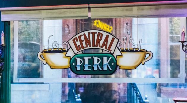 Shutterstock: Central Perk