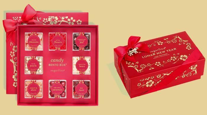 Sugarfina Lunar New Year Boxes