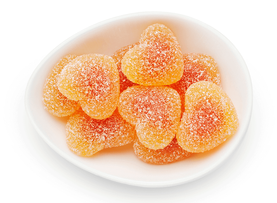 Sugarfina Peach Blossoms