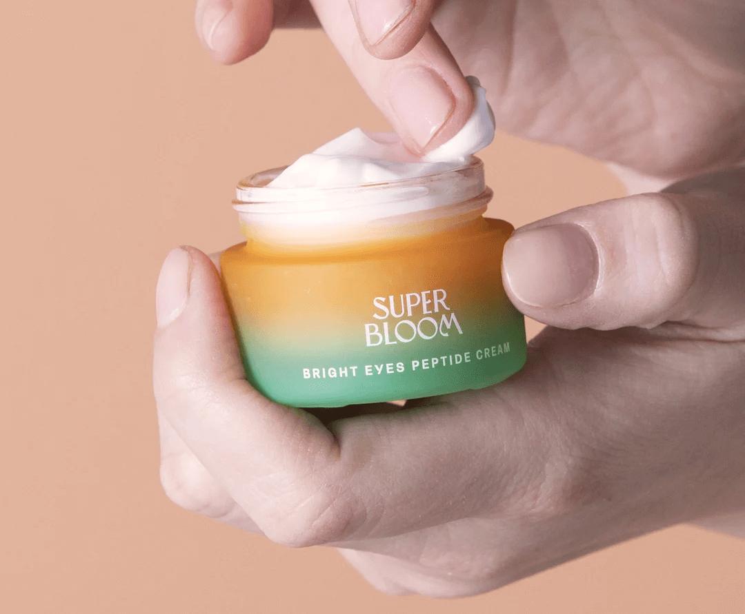 Superbloom Bright Eyes Peptide Cream
