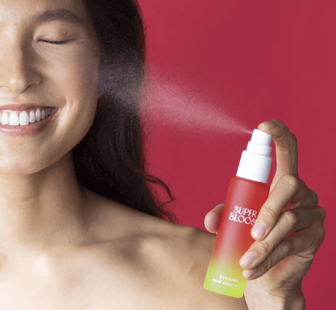 Superbloom Revival Skin Soak Mist