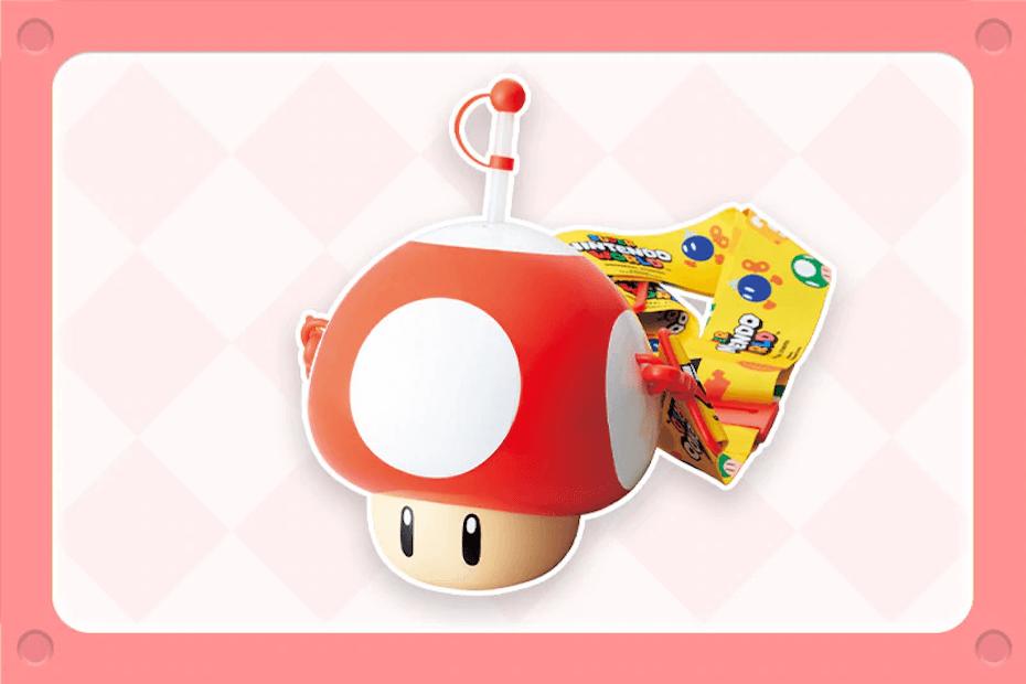 Super Nintendo World Super Mushroom Soft Drink