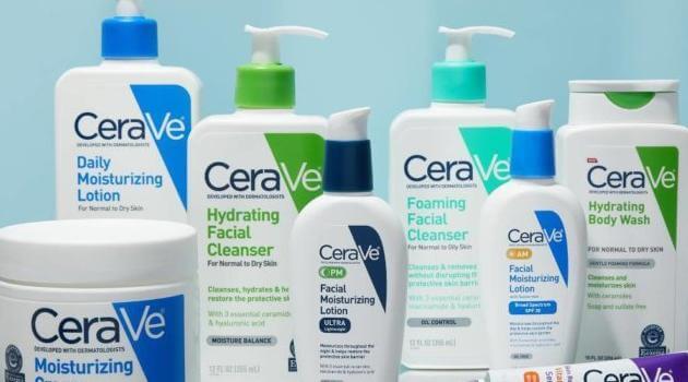 CeraVe: product line