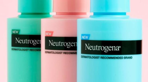 Neutrogena: skin balancing milky cleansers