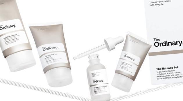 The Ordinary: skincare line