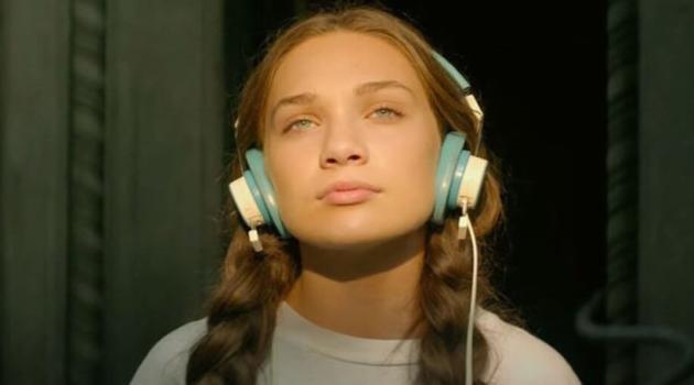 Vertical Entertainment: Maddie Ziegler in Music