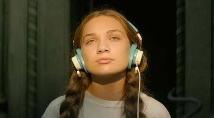 Vertical Entertainment: Maddie Ziegler in Music