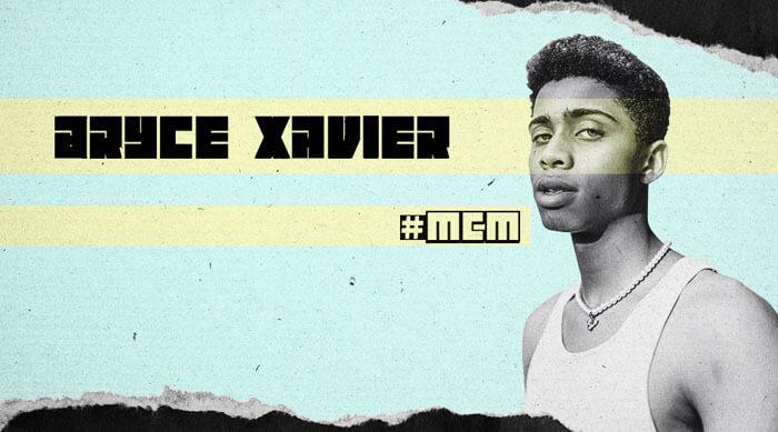 Bryce Xavier Man Crush Monday