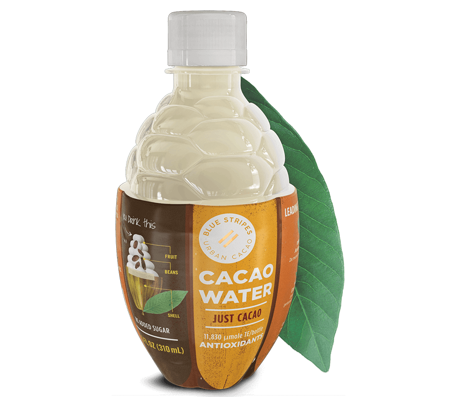 Cacao Water: Just Cacao