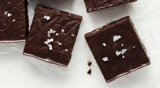 Choosing Chia: no bake brownies
