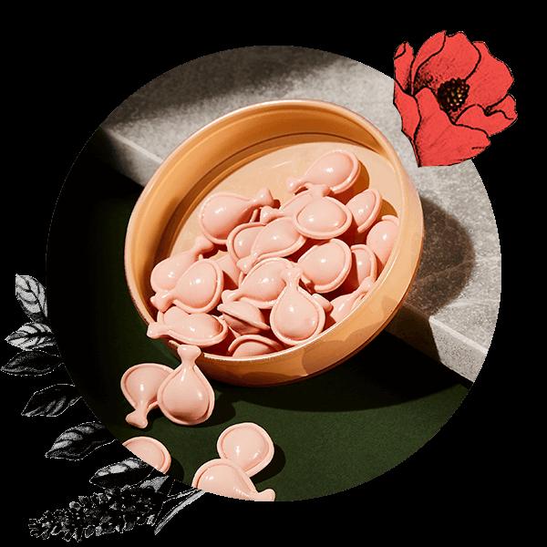 Common Heir capsules