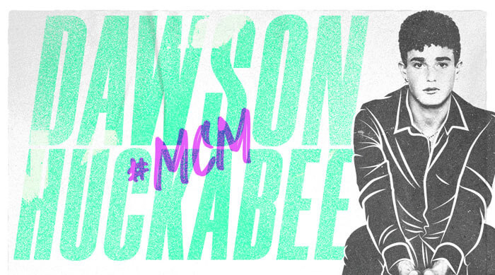 Dawson Huckabee on the outside man crush monday