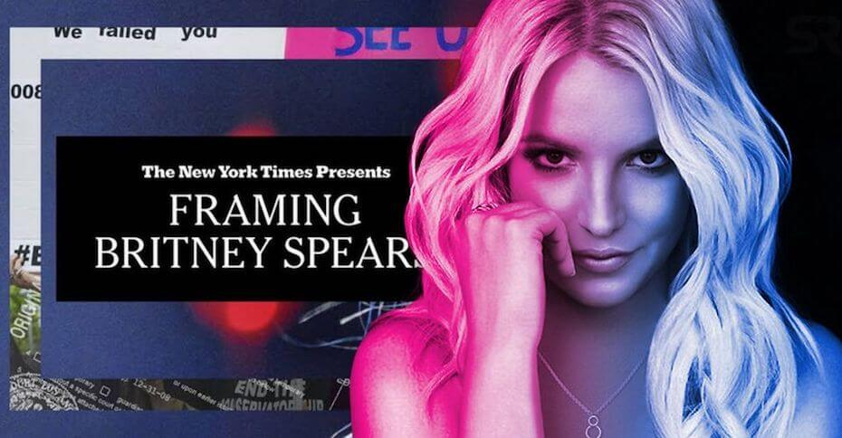 Hulu: Framing Britney Spears
