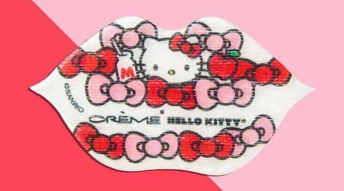 The Creme Shop Hello Kitty Lip Patch Vanilla Pudding