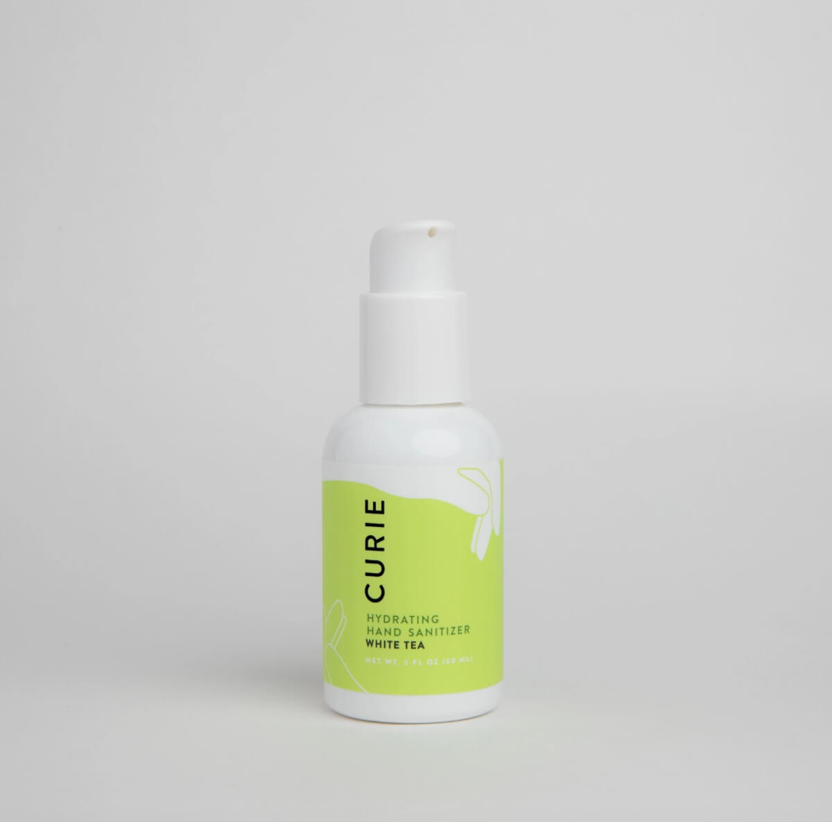curie white tea hand sanitizer