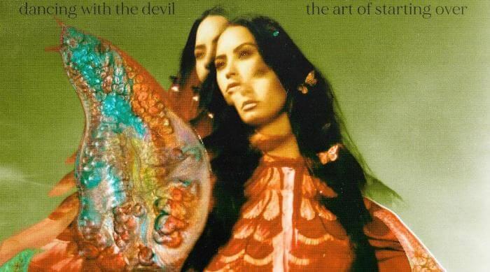 Instagram @ddlovato Demi Lovato - Dancing With the Devil... the Art of Starting Over
