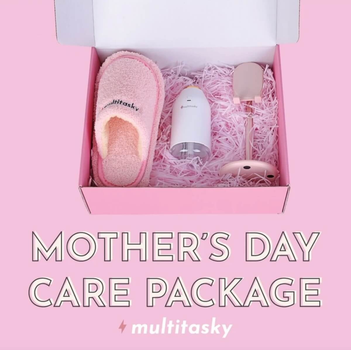 multitasky mothers day care package
