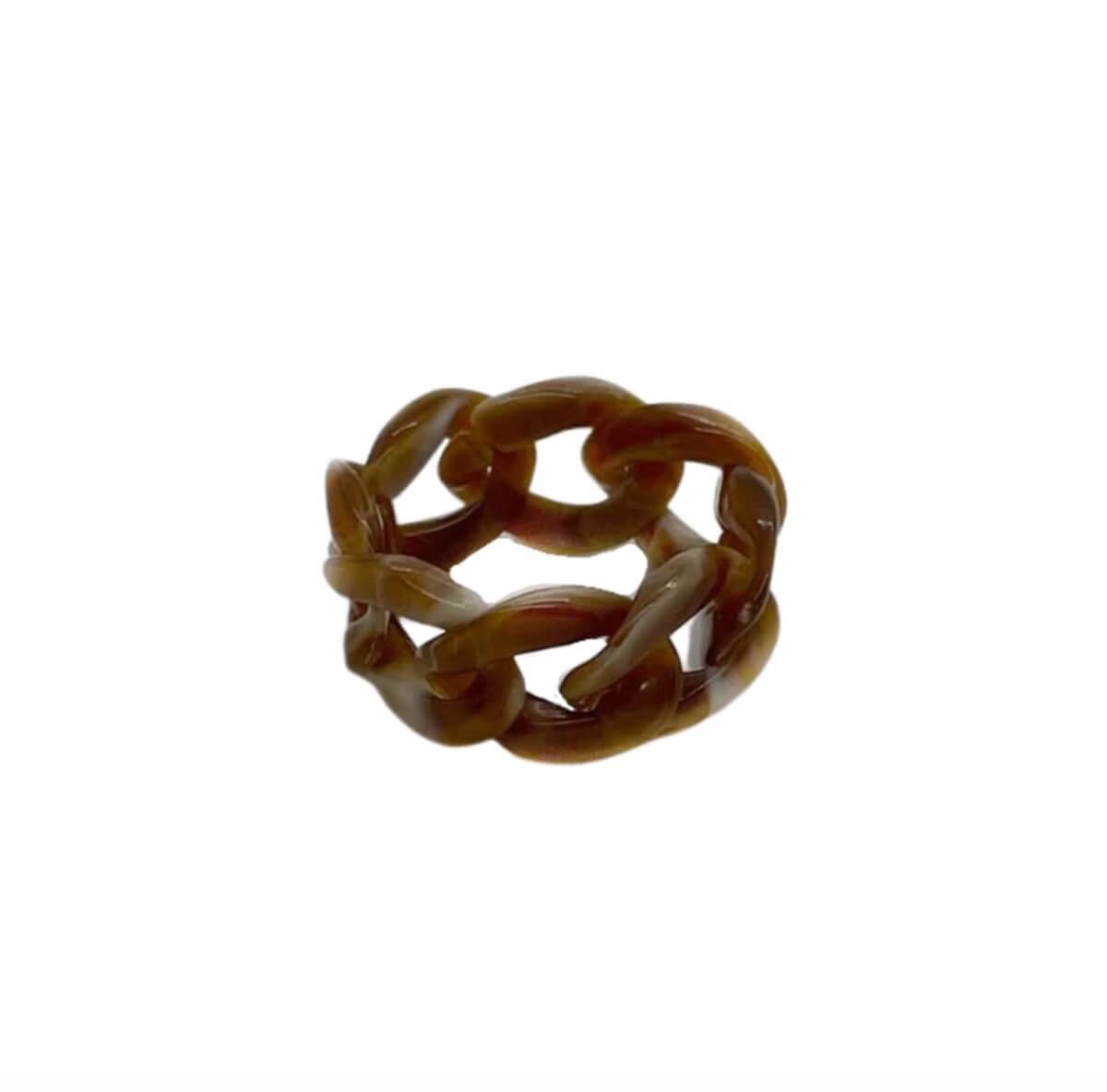vibeszn tortoise ring