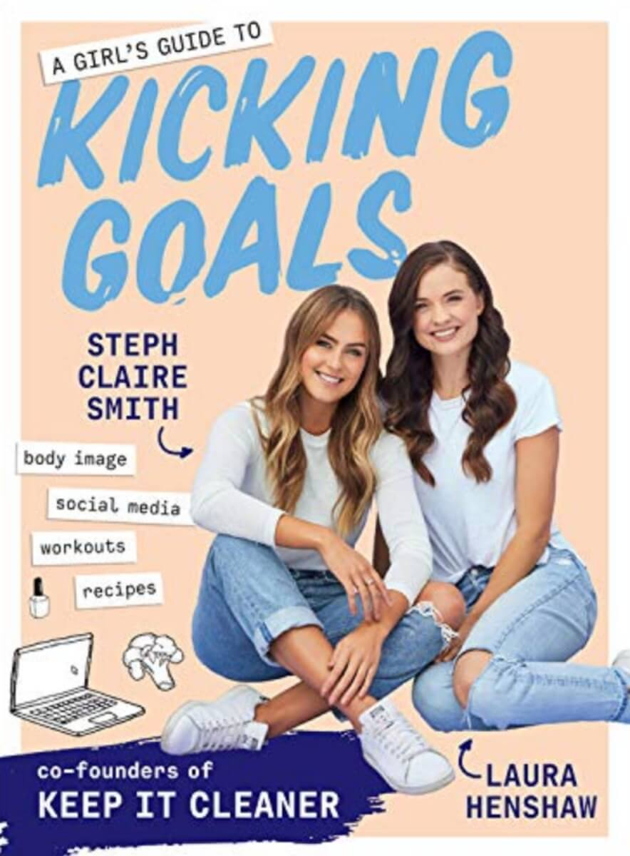 a girls guide to kicking goals keep it cleaner