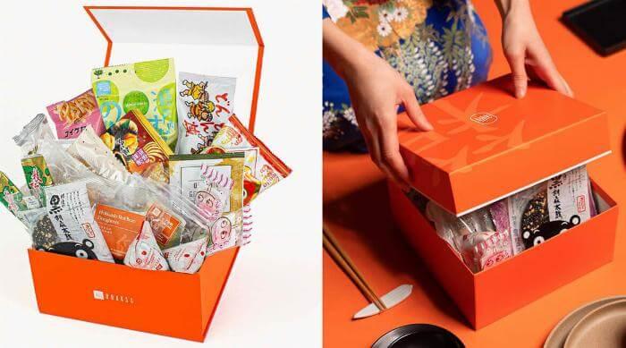 Bokksu:Japanese snack box