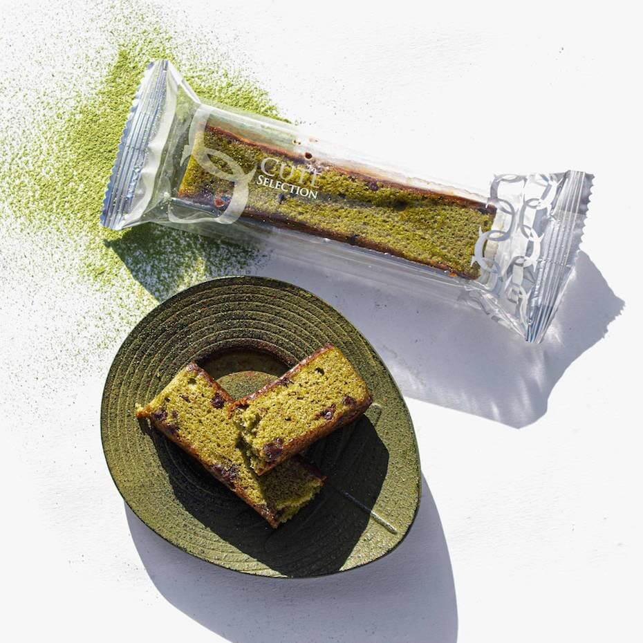 Bokksu: Matcha Chocolate Stick Cake