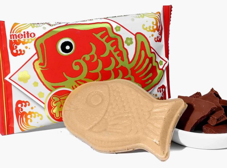 Bokksu: Puku Puku Tai Chocolate
