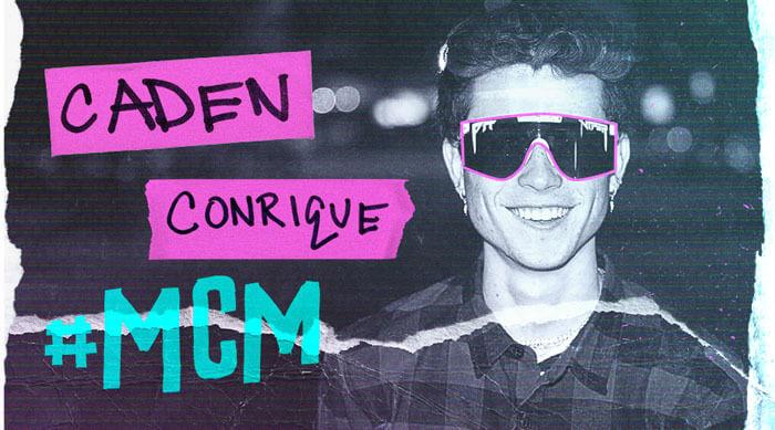 Caden Conrique Man Crush Monday
