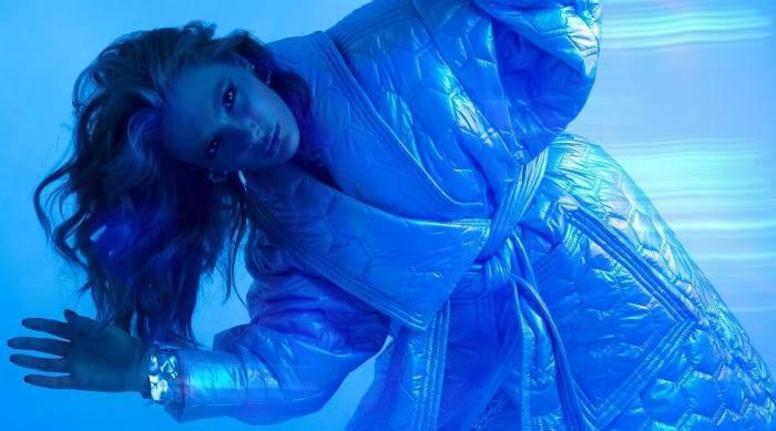 Courtney Paige Nelson blue