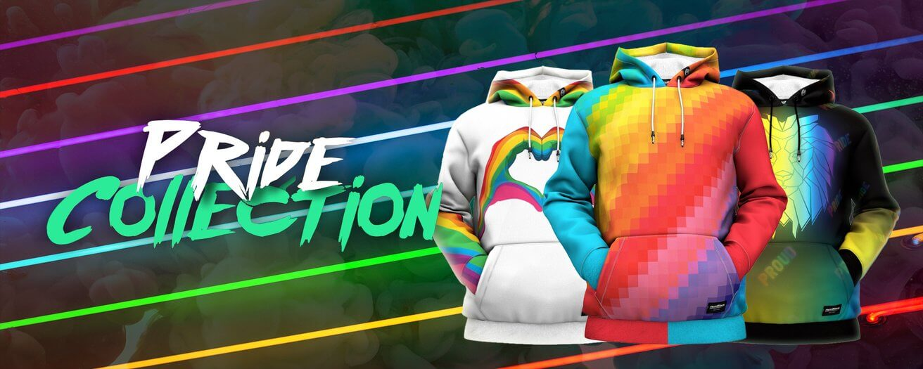 Fresh Hoods Pride Collection